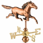 Stallion Horse Weathervane
