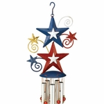Star Spangled Wind Chime