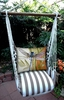 Striped Chocolate Dragonfly Hammock Chair Swing Set