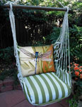 Summer Palms Dragonfly Hammock Chair Swing Set