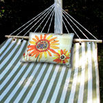 Summer Palms Sundure Fabric Hammock