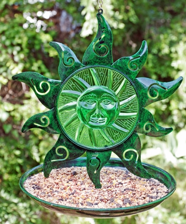 Sunface Tray Feeder (Set of 3) - Click to enlarge