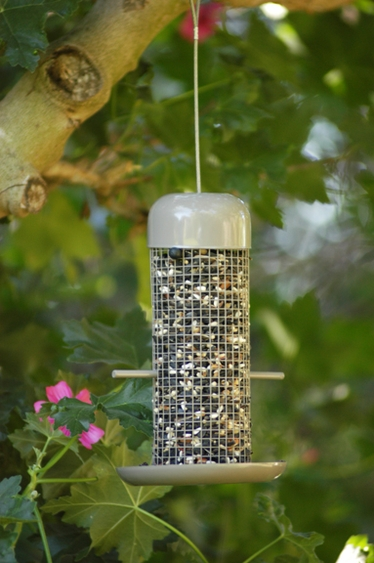 Sunflower Peanut Feeder - Click to enlarge