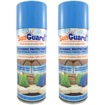SunGuard UV Fabric Protectant (2-pack)