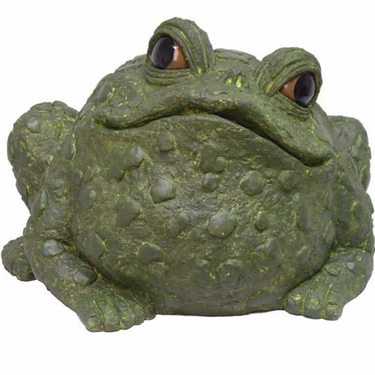 Super Jumbo Toad Statue - Evergreen - Click to enlarge