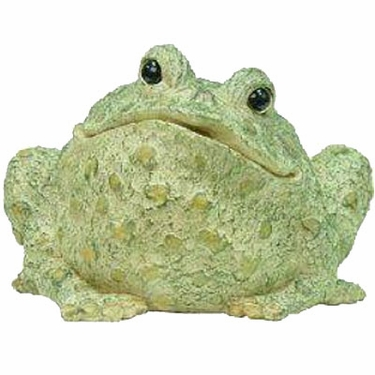Super Jumbo Toad Statue - Light Natural - Click to enlarge