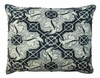 Tile Black 1 Outdoor Pillow