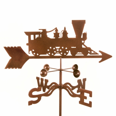 Train Weathervane - Click to enlarge