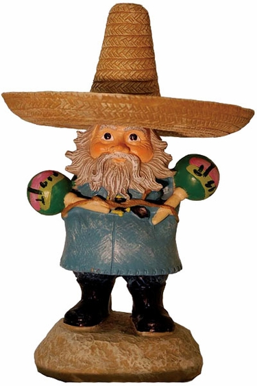 Travelocity Gnome - Mexico - Click to enlarge