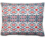 Tribal Gray Outdoor Pillow