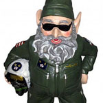 U.S. Air Force Gnome