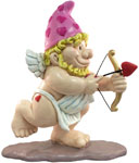 Valentine's Day Cupid Gnome