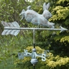 Vintage Rabbit Weathervane