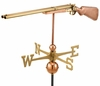 Vintage Shotgun Weathervane