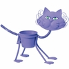 Violet the Glamour Cat Planter