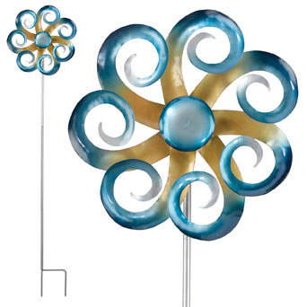 Waves Wind Spinner - Click to enlarge