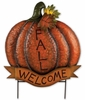 Welcome Fall Pumpkin