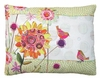 Whimsy Birds Outdoor Pillow