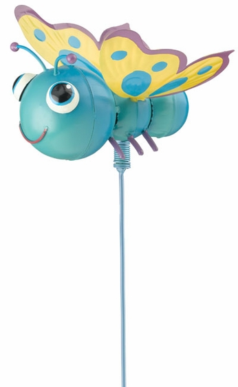 Whimsy Buttterfly Garden Stake - Click to enlarge