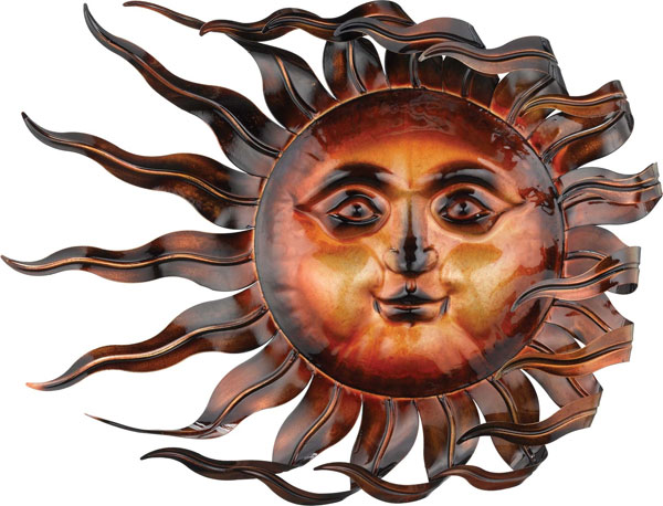 Wind u0026 Sun Wall Decor / Statuary