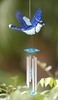 WindyWings Blue Jay Wind Chime by Exhart