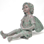 Wood-Sorrel Fairy Statue - Cicely Mary Barker