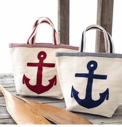 Admiral All Weather Tote in Two Colors <font color=a8bb35> NEW</font>