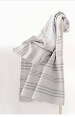 Aland Stripe Throw