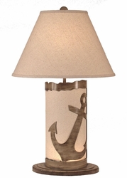 Anchor Scene Panel with Nightlight Lamp<font color=a8bb35> NEW</font>