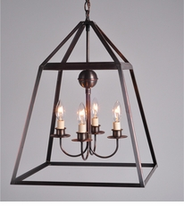 Appledore 4-Light Hanging Pendant