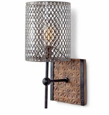 Artifact Transitional Wall Sconce