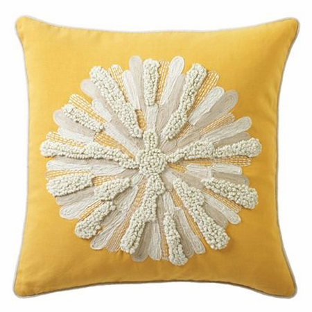 Asters Pillow