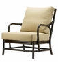 Ava Lounge Chair in Clove or Nutmeg