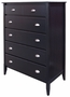 Bar Harbor Bead Board Wide Chest