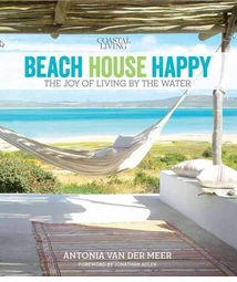 Beach House Happy Coffee Table Book<font color=a8bb35> NEW</font>