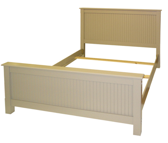 Bead Board Bed in All Sizes