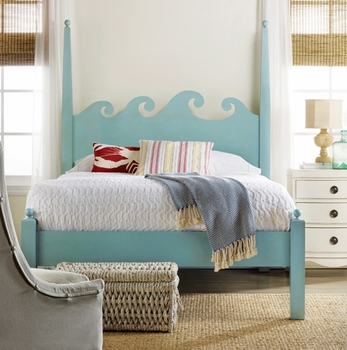 Beach Themed Custom Coastal Beds For Sale Cottage Amp Bungalow