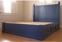 Beside-the-Seaside Platform Bed