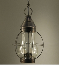Bosc 2-Light Hanging Lantern