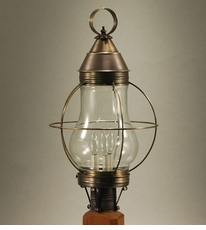 Bosc 3-Light Caged Lamp Post Lantern