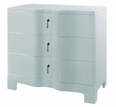 Brigitte Three Drawer Table