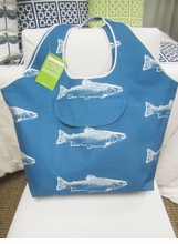 Brook Trout Tote