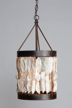 Calibougie Shell Drum Light with Bottom Band