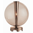 Caviar Rose Gold/Rose Glass Table Lamp