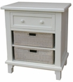 Chesapeake Bedside Chest <font color=a8bb35>Most Colors Stocked</font>