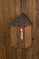Copper Top Sconce Pendant Light