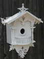 Cottage Birdhouse for Bluebirds<font color=a8bb35> NEW </font>