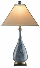 Courtship Table Lamp <font color=a8bb35> NEW</font>