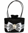 Crissa Polished Shell Handbag