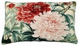 Double Peonies Needlepoint
